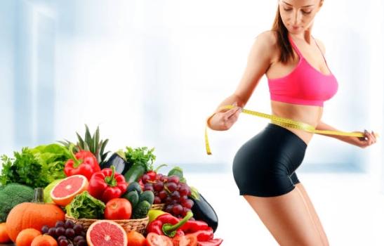 métabolisme, fruit, perte de poids, femme