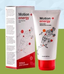 Motion Energy Cream France