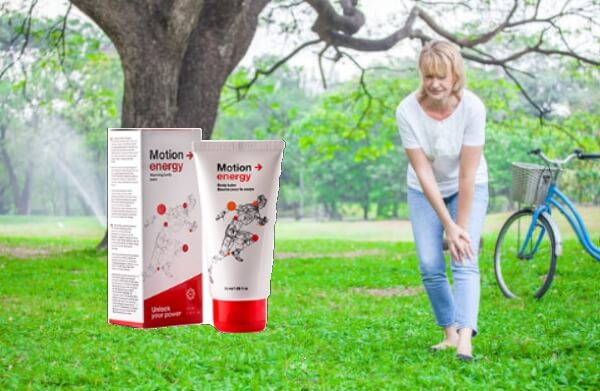 Motion Energy Gel examine les commentaires