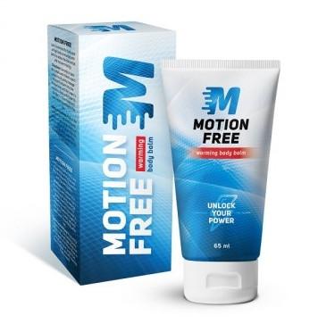 Crème anti-douleur Motion Free France 65 ml