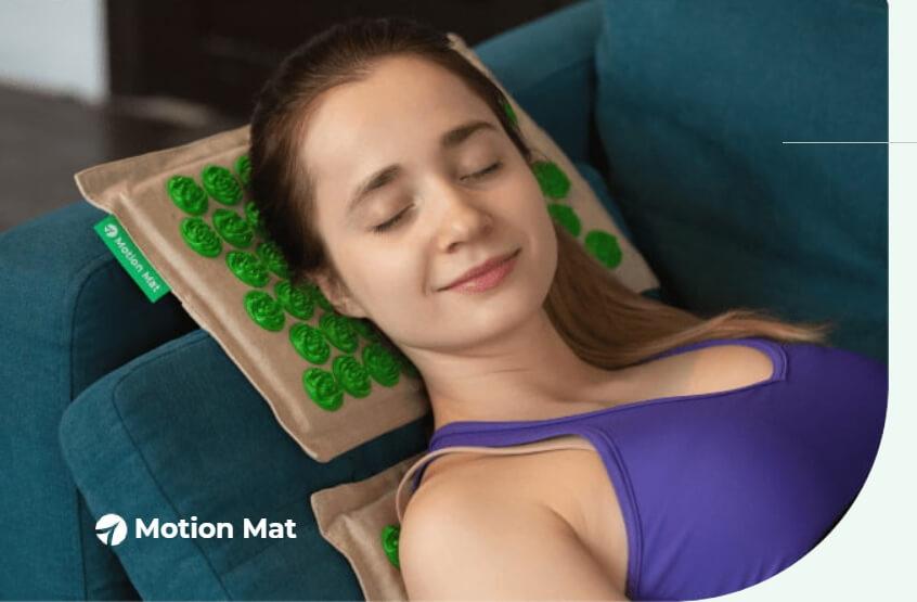 Tapis de massage MotionMat