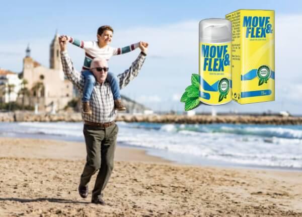 Prix Move & Flex, homme