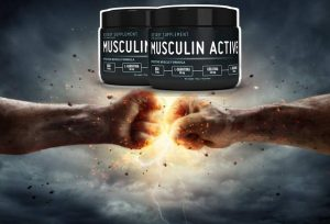 Musculin Active, deux poings