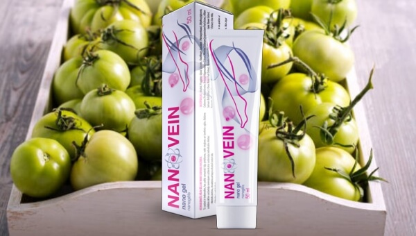 composition de crème pour les veines, tomate verte