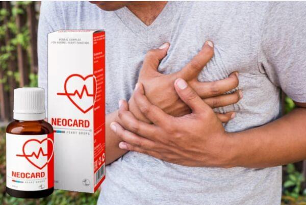 chutes de néocardie, hypertension, tension artérielle