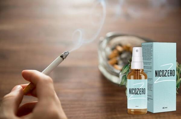 cigarettes, spray nicosero
