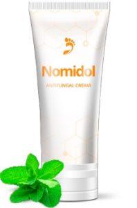Crème pour les pieds Nomidol France