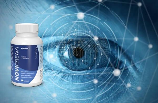 capsules noviprena, yeux, vision