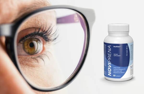 lunettes, yeux, capsules noviprene