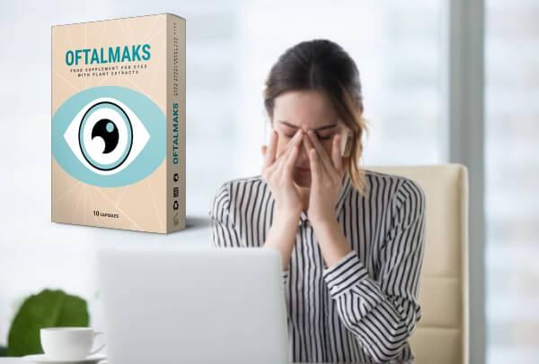 capsules pour la vision, la santé des yeux, la femme