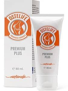 ostelife premium plus crème anti-douleur France 80 ml