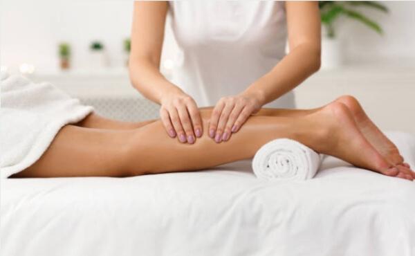 massage, pieds