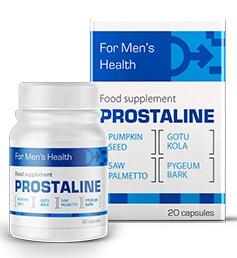 ProstaLine 20 capsules pour la France simple