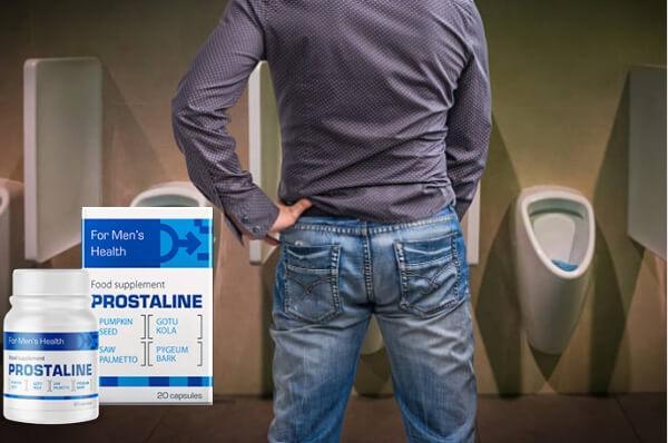 capsules de prostate prostalin