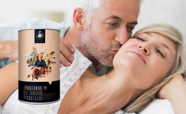 thé de la prostate