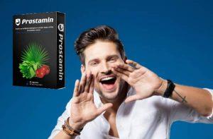 Prostamin, homme heureux