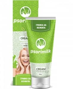 Psorimilk Crème psoriasis France 80ml