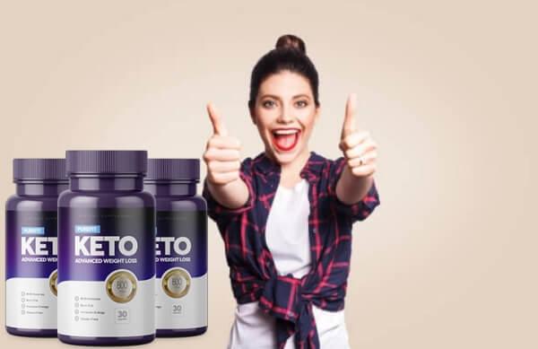 PureFit KETO, femme heureuse