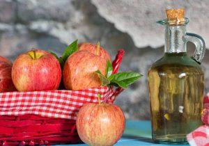 Vinaigre de cidre de pomme, varices