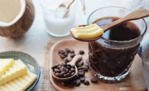 beurre, café
