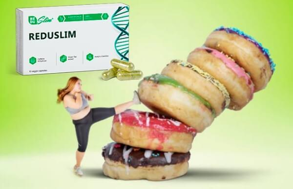 Reduslim pour la perte de poids, France, beignets