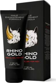Rhino Gold Gel 50 ml France