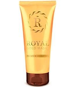 masque royal en or masque France