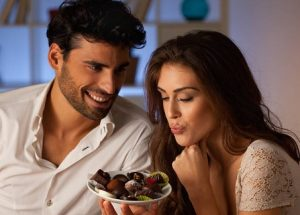 le chocolat, un aphrodisiaque naturel