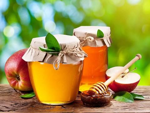 miel et pommes dans la composition de Slim Pectin