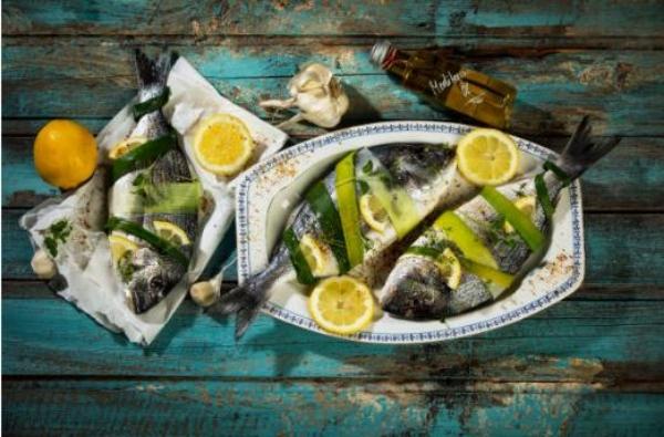 poisson, régime méditerranéen