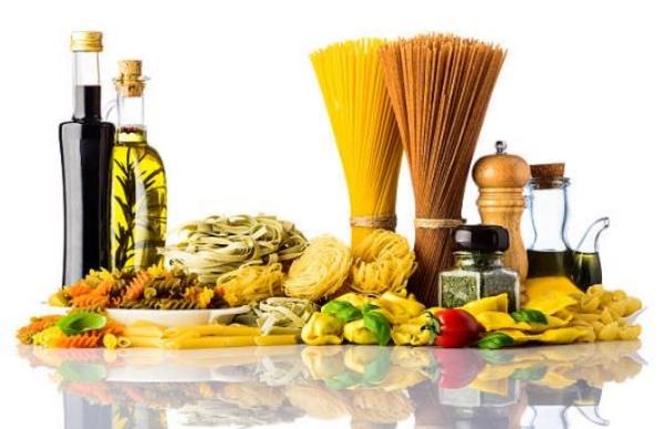huile d'olive, spaghettis