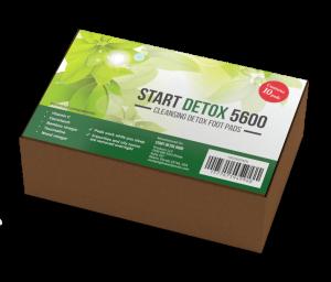 Commencer l'emballage Detox 5600
