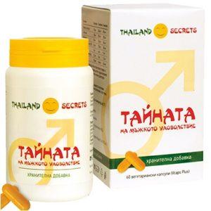 Tablettes Thailand Secrets