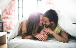 couple, aphrodisiaque, lit
