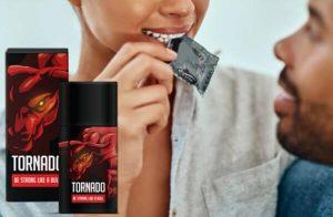 femme, préservatif, gel tornade