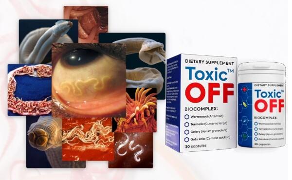 toxique des capsules parasites