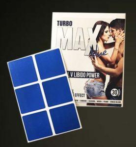 turbo max bleu