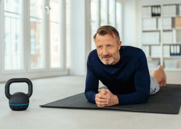 Exercices pour la prostate