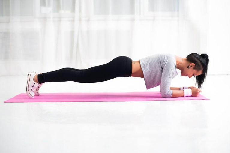 Exercices pour le ventre