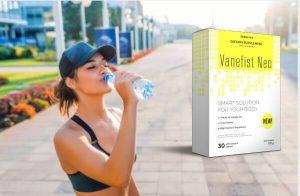 Vanefist Neo comprimés, eau potable femme