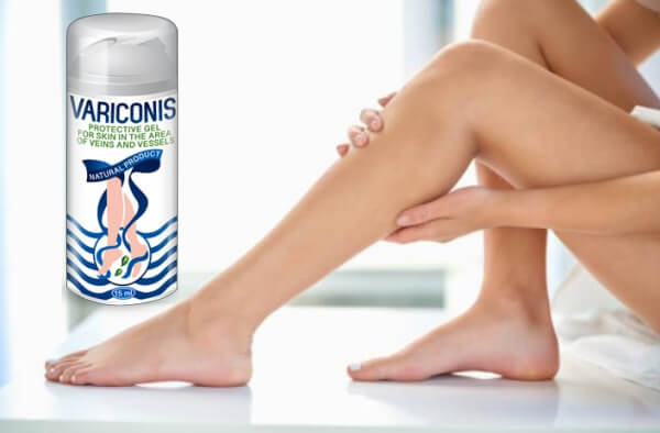 gel variconis, jambes