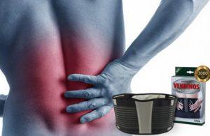 Vendinos, un homme souffrant de douleurs lombaires et dorsales