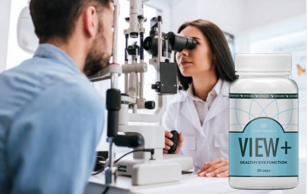 examen de la vue, vue capsules + plus