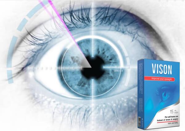 capsules vison, yeux, vision