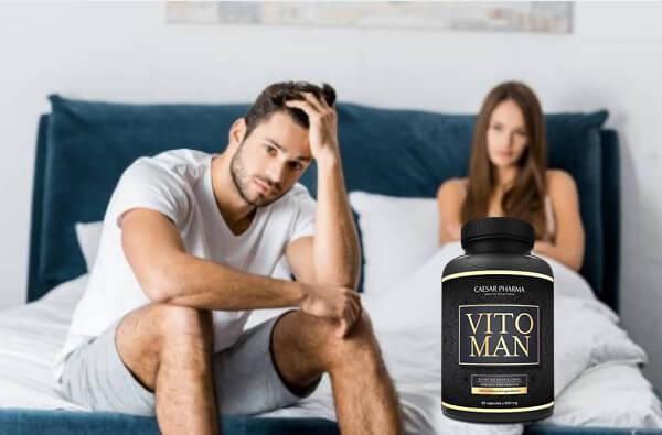 VitoMan, couple, lit