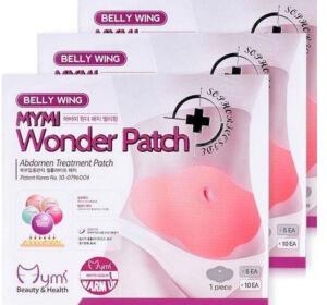 Belly Wing MYMI Wonder Patch France