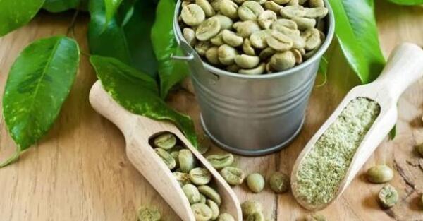 café vert, perte de poids