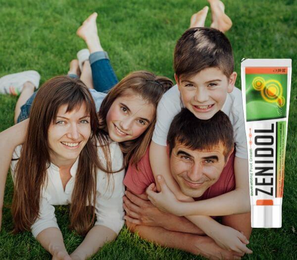 crème zenidol, famille, commentaires du forum